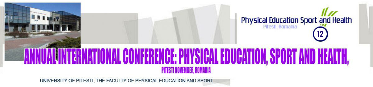International Conference Physical Education Sport and Health